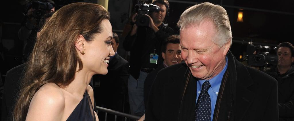 Jon Voight Did Not Attend Angelina Jolie's Wedding