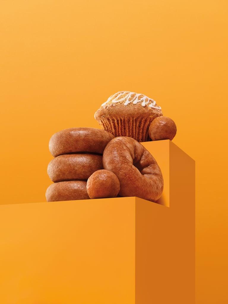 Dunkin's Fall 2019 Baked Goods