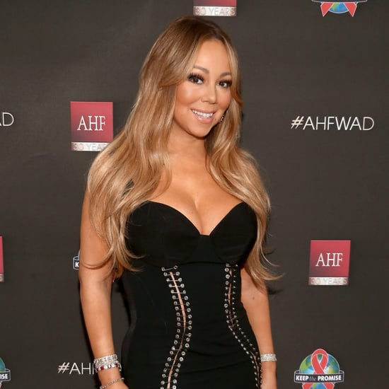 Mariah Carey Finally Got Her Hot Tea After NYE Performance