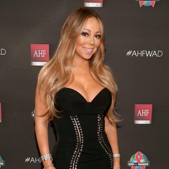 Mariah Carey Finally Got Her Hot Tea After NYE Performance