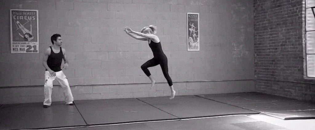 Watch Reese Witherspoon Training For Water For Elephants