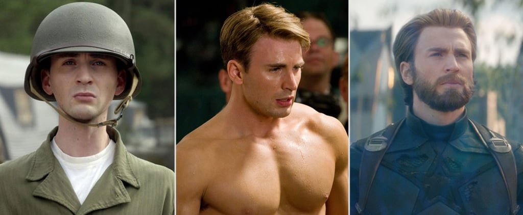 Marvel Movie Characters Over the Years Photos