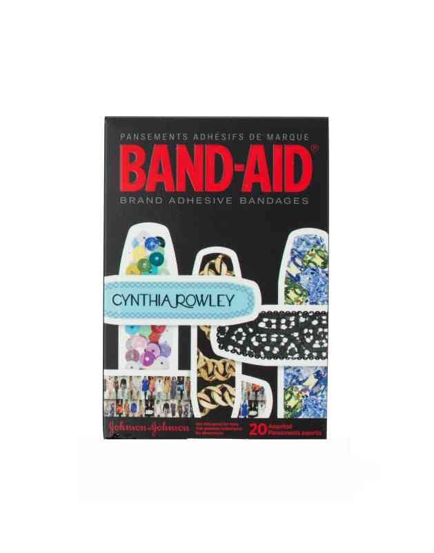 Cynthia Rowley Band-Aids ($5)