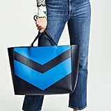 Tory Sport Chevron East / West Tote