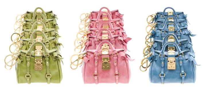 Miu Miu To Launch E-Commerce, Introduces Mini Bag Charms