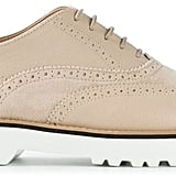 Hogan rubber sole brogues ($358)