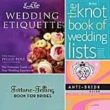 "Must-Have Wedding Books For Every Bride-to-Be Nowadays there are a lot of resources out there for planning brides-to-be, so we're taking out some of the guesswork by narrowing it down to the best, most creative books available. Sites like Style Me Pretty and Green Wedding Shoes offer all kinds of fresh, original inspiration, but it's nice for brides to have a material reference on hand, too. From traditional etiquette guides to unorthodox planning manuals, here are seven books for those preparing to say ""I do."""