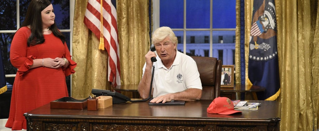 Donald Trump Might Not Know Where or What Puerto Rico Is in This SNL Skit