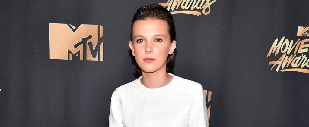 Millie Bobby Brown Wore the Most Unexpected Shoes on the Red Carpet