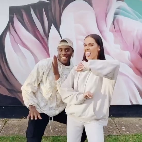 Siânnise and Luke T Joined TikTok to Show Off Their Dancing