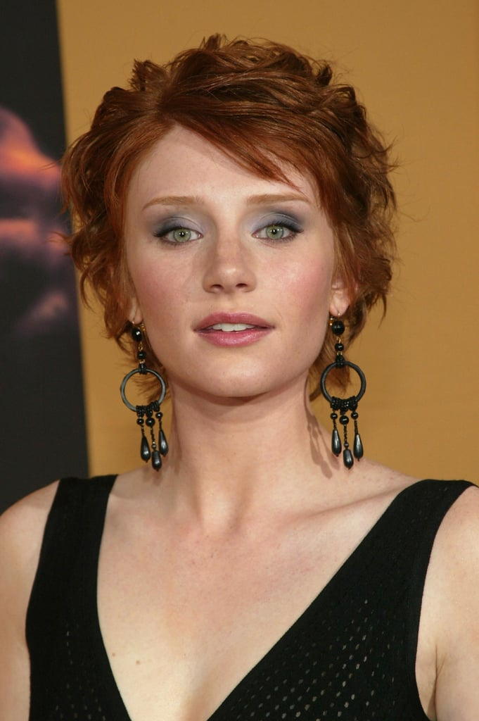 Bryce Dallas Howard With a Pixie Cut