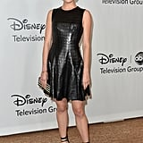 Rachael arrived at the Disney ABC Television Group's 2012 TCA Summer Press Tour in July 2012.