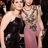 Abgebildet: Amy Adams and Felicity Jones