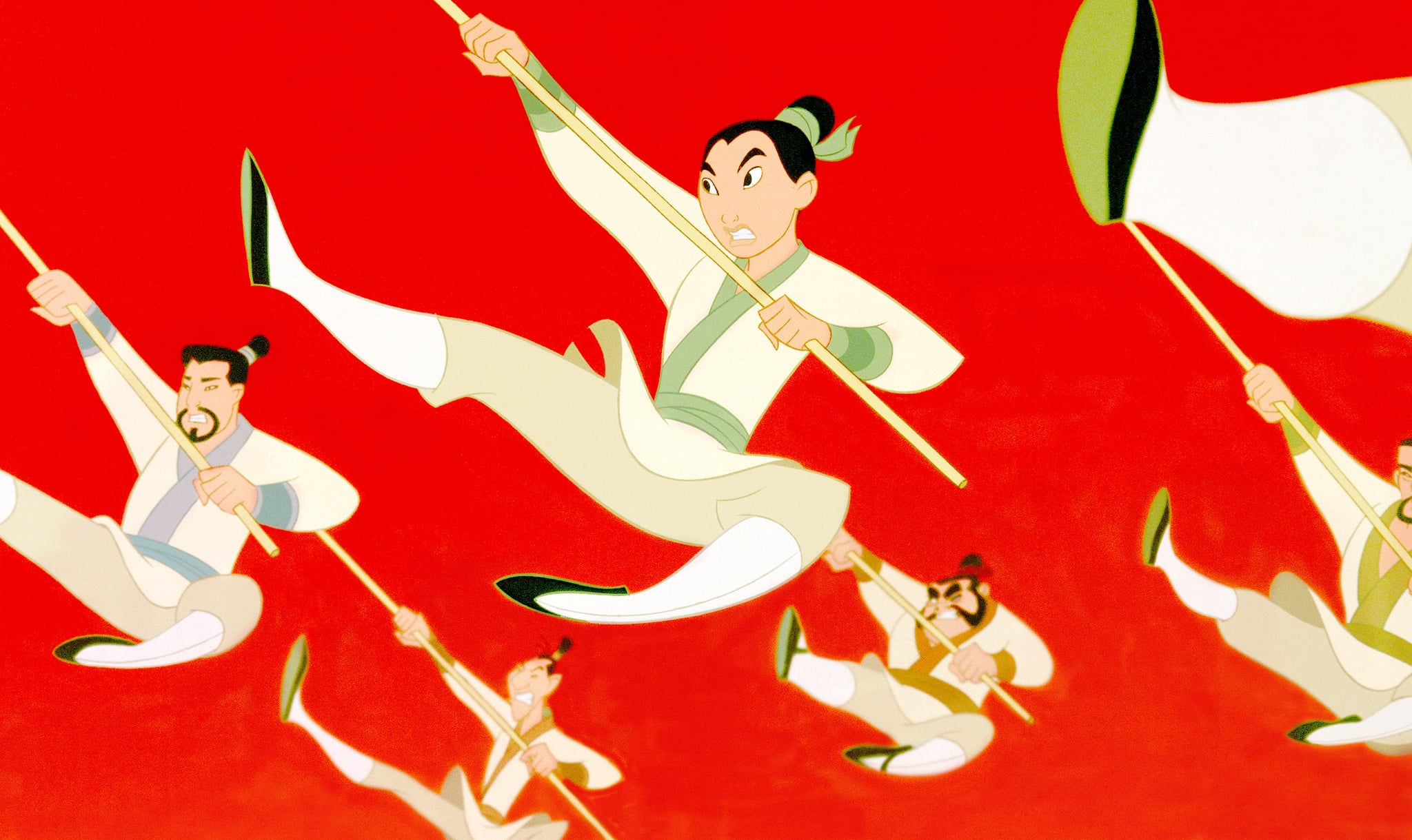 MULAN, 1998. (c) Buena Vista Pictures/ Courtesy: Everett Collection.