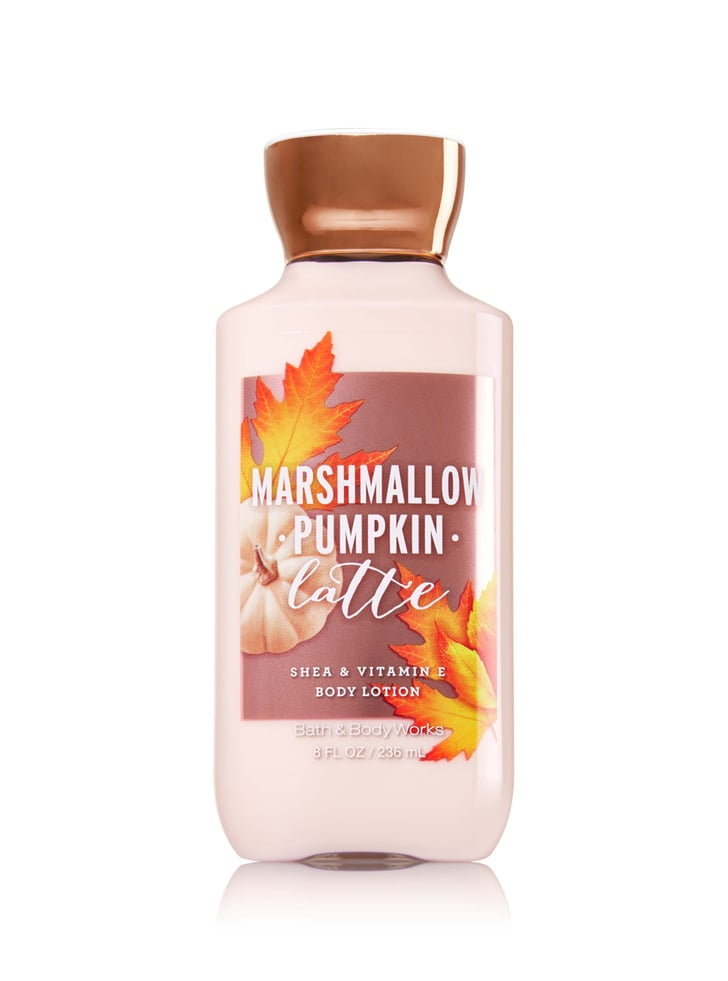 Bath & Body Works Body Lotion in Marshmallow Pumpkin Latte ...