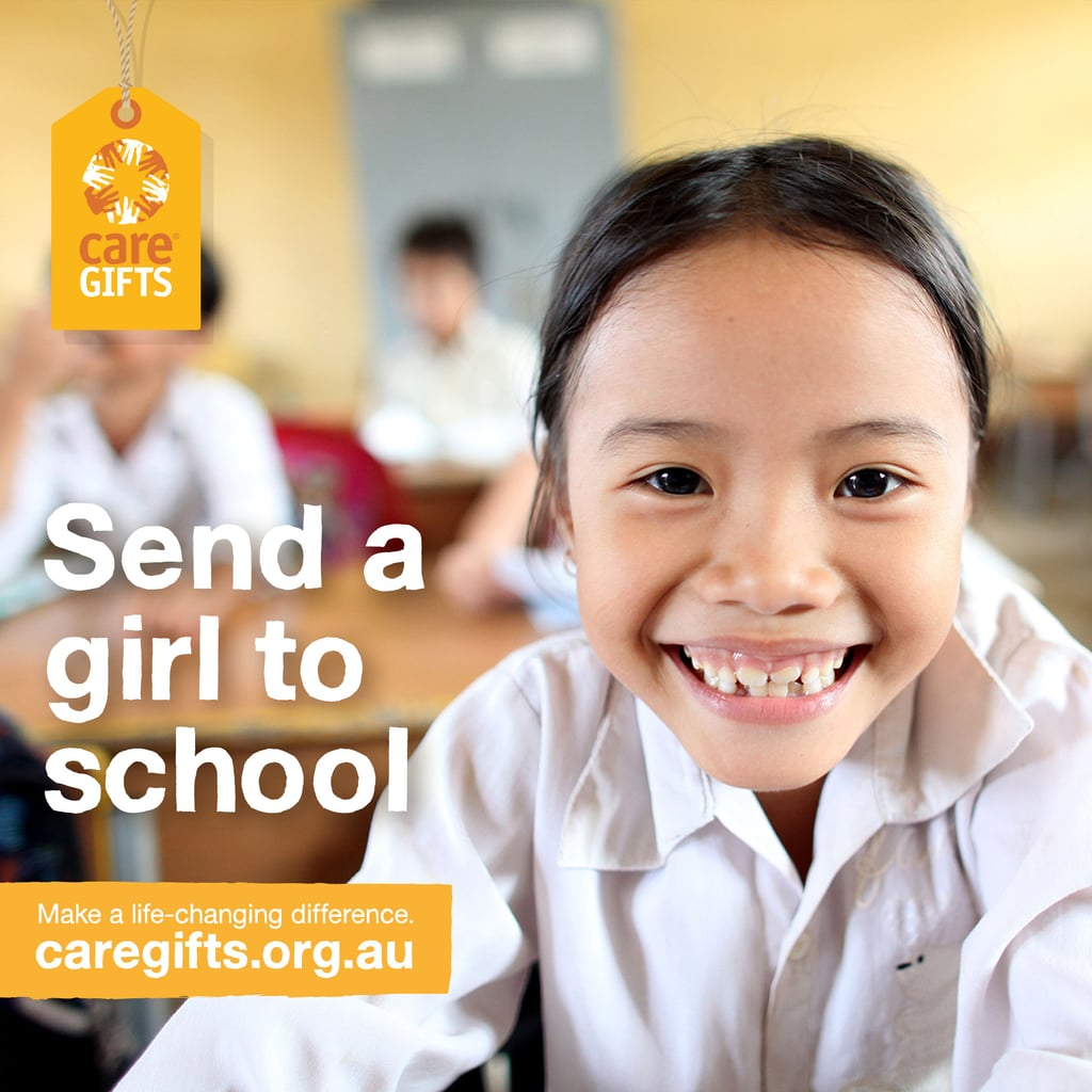 Care australia xmas gifts for girls