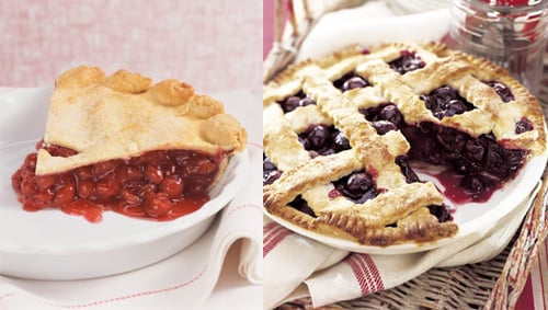 Cherry Pie Two Ways - Beginner & Expert