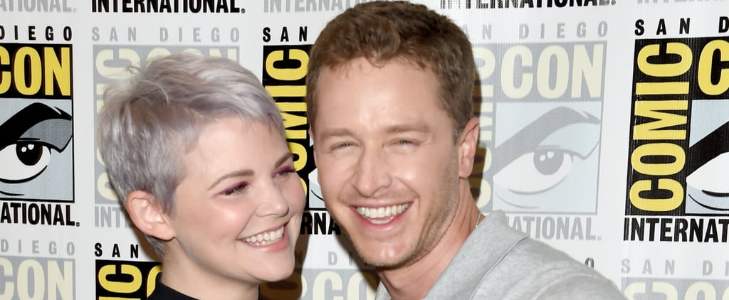 Relive Ginnifer Goodwin and Josh Dallas's Real-Life Fairy-Tale Romance