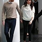 Meghan Markle AllSaints Sweater