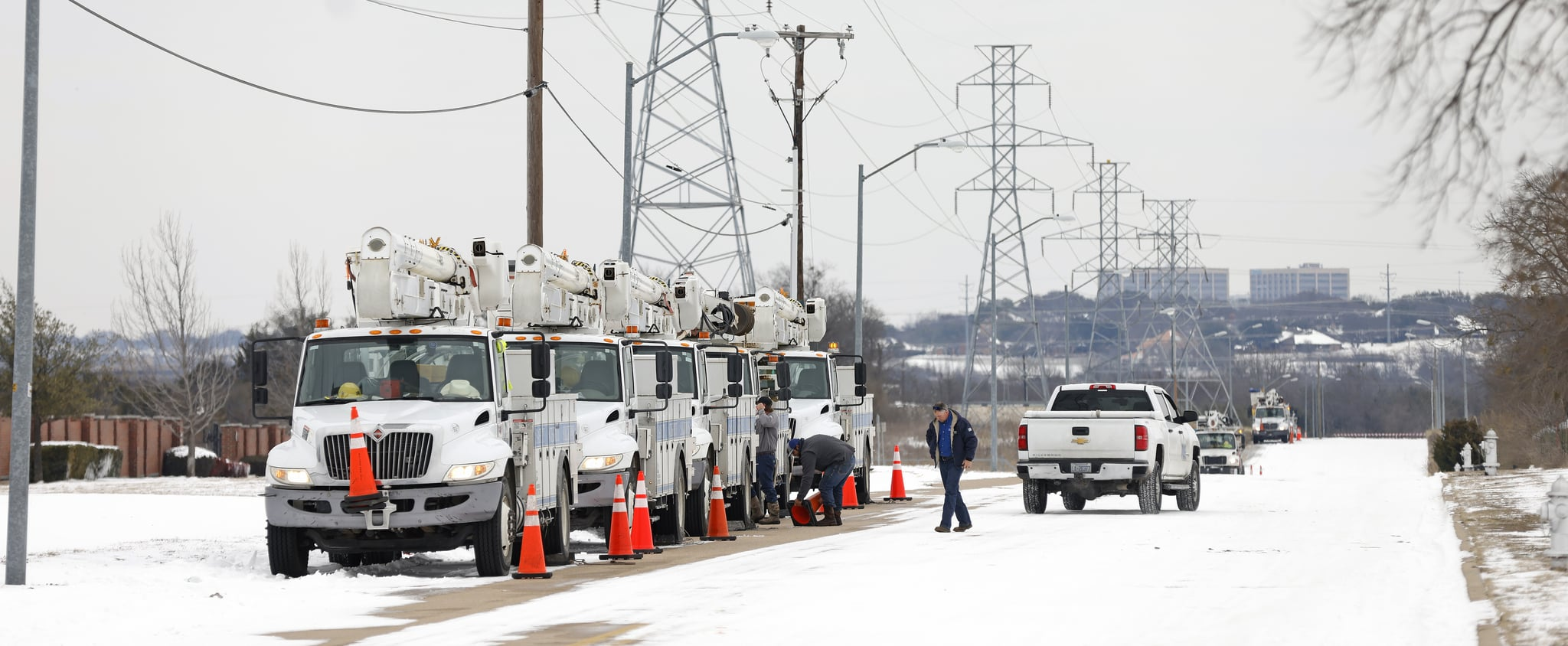 How to Help People Affected by Texas Power Outages, Storm