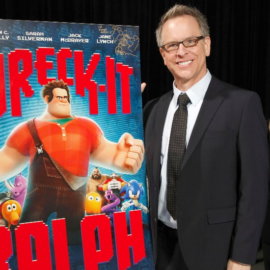 Rich Moore Wreck-It Ralph Interview