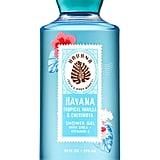 Bath & Body Works Tropical Vanilla & Cherimoya Shower Gel