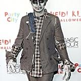 Zac Posen as a Zombie