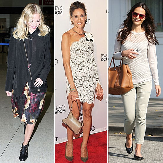 Celebrity Style Quiz For September 19, 2011