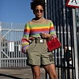 Trend: Utilitarian Dressing