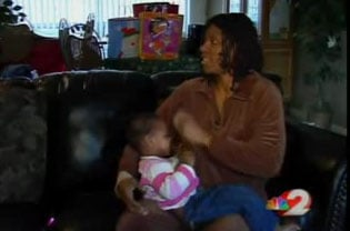 Endangerment Charge For Mom Who Breastfed While Driving