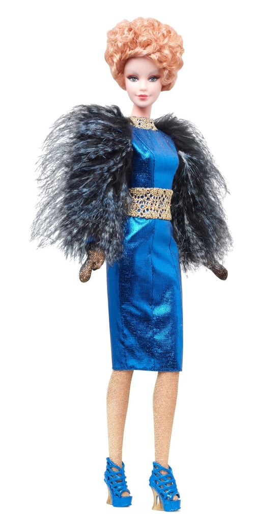 Effie Trinket Barbie Doll ($20)