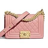 Chanel Small Boy Handbag ($4,500)