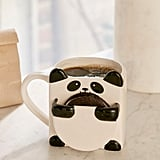 Panda Hug Cookie Mug