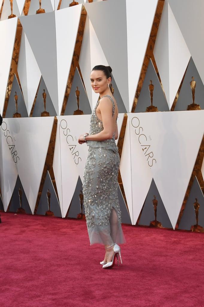 Daisy Ridley at Oscars 2016