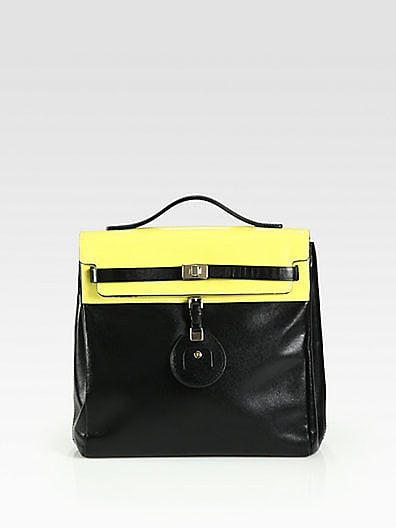 Jason Wu's Jourdan Colorblock Backpack ($1,740) is a timeless splurge.