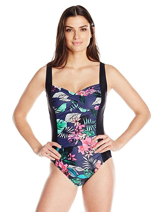 f51bb7092cabd Best One-Piece Swimsuits on Amazon | POPSUGAR Fashion