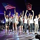 The US Women's Soccer Team