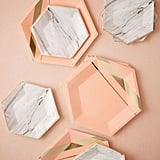 BHLDN Hexagonal Paper Plates