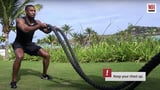Watch Michael B. Jordan Work Out in Paradise | Men's Health