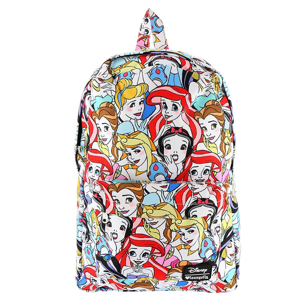 7ff850a5816 Loungefly Disney Princess Backpack
