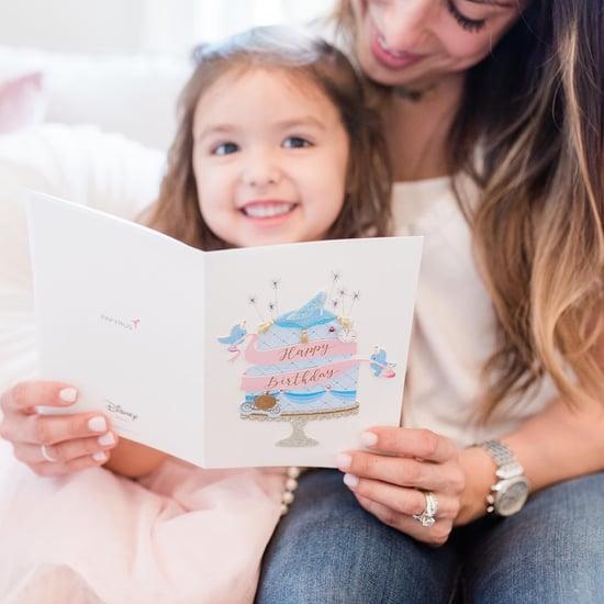 Papyrus x Disney Princess Birthday Card Collection