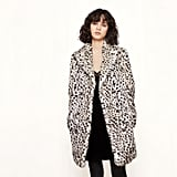 Maje Leopard-Print Fur Coat ($1,495)