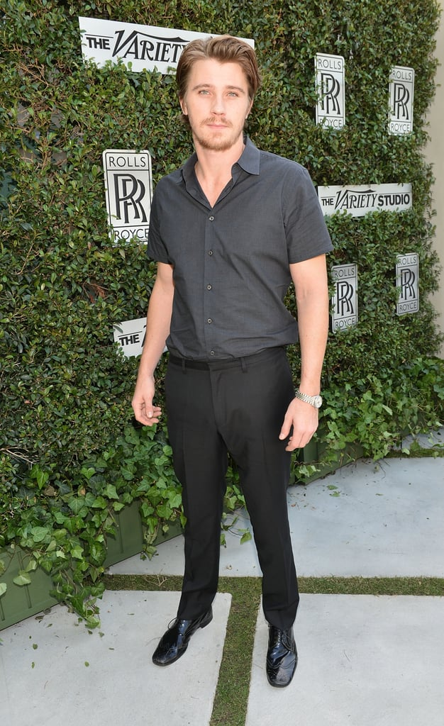 Garrett Hedlund was out in LA.