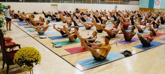 Ashtanga Yoga:  Why Avoid Drinking Water?