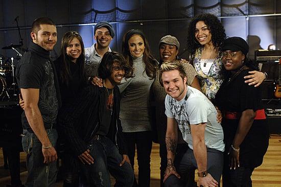 """American Idol"": The Top Ocho Salsa (Sorta)"