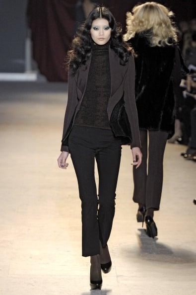 Fall 2011 Paris Fashion Week: Zac Posen