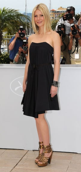 Celebrities at Cannes