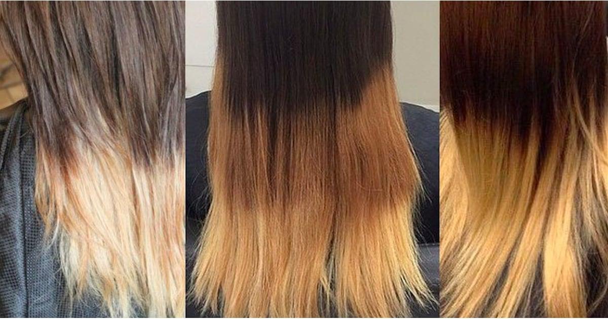 Donald Trump Bad Ombre Hair Meme Twitter Popsugar Beauty