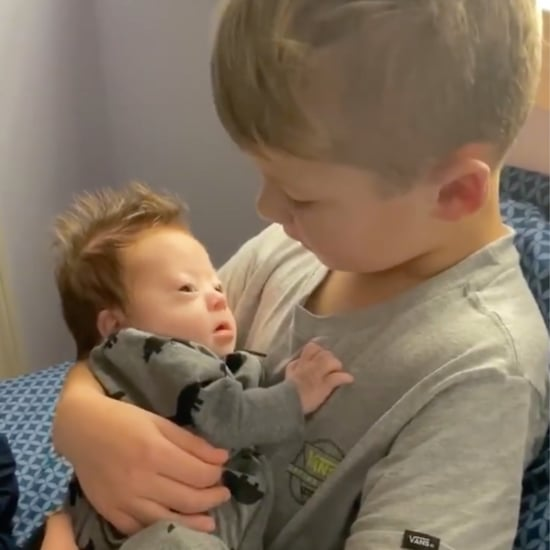 Boy Sings 10,000 Hours to His Brother With Down Syndrome