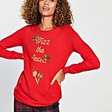 V by Very Fizz the Season Sequin Jumper